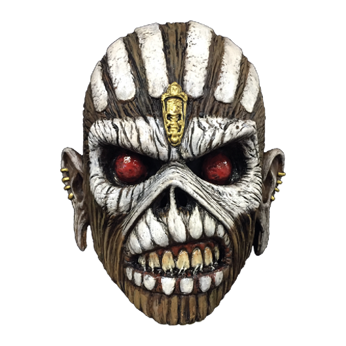 Book Of Souls Mask - Iron Maiden [Global USA]