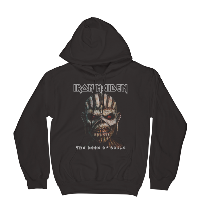 Book Of Souls Pullover Hoodie - Iron Maiden [Global USA]