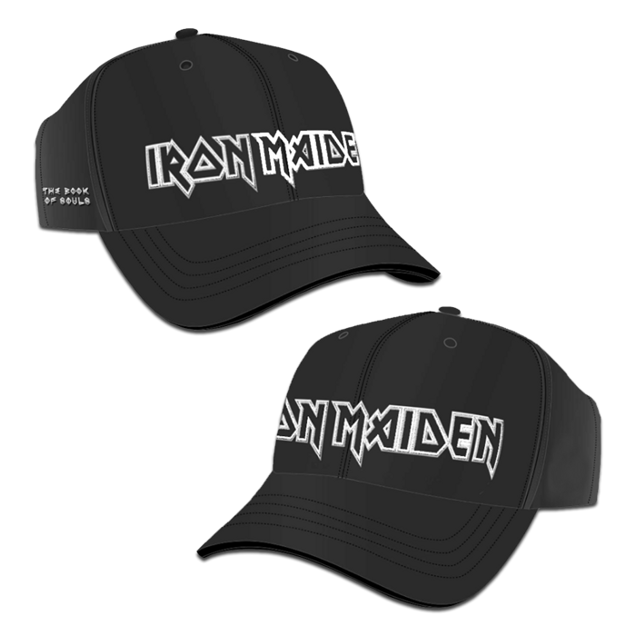 Book Of Souls Snapback Hat - Iron Maiden [Global USA]