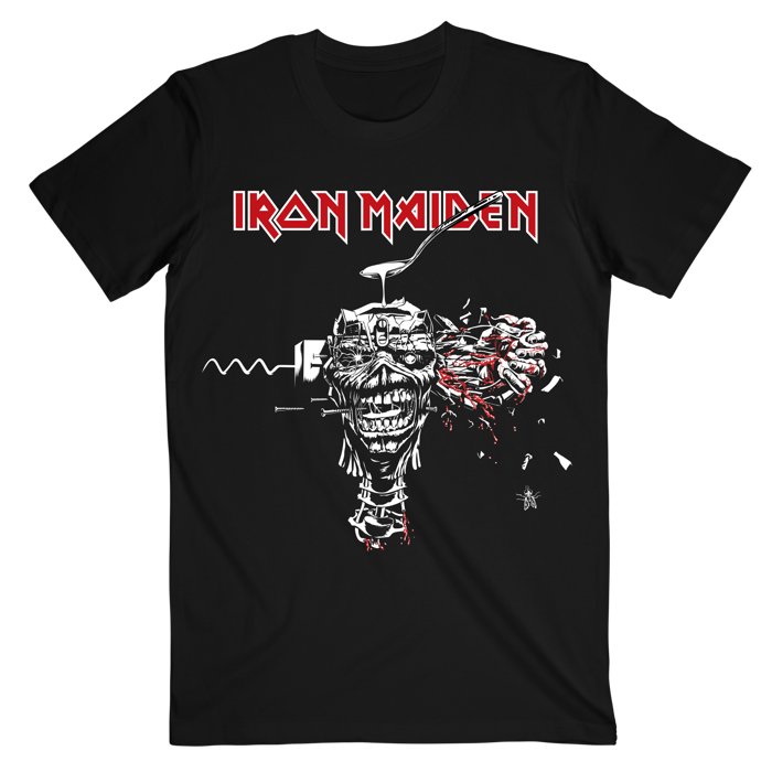 Can I play with Madness Graphic Tee - Iron Maiden [Global USA]