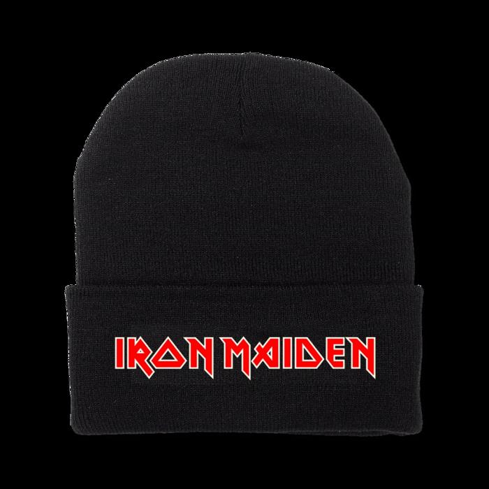 Classic Logo Beanie - Iron Maiden [Global USA]