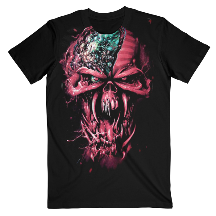 Final Frontier Jumbo Eddie T Shirt - Iron Maiden [Global USA]