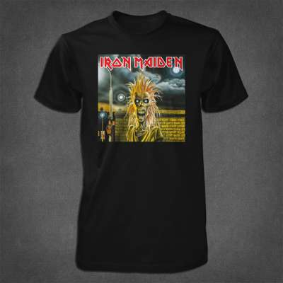 9d4389beff5 Clothing - Iron Maiden