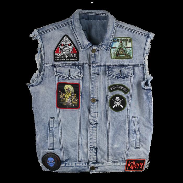 Iron Maiden Battle Jacket - Iron Maiden [Global USA]