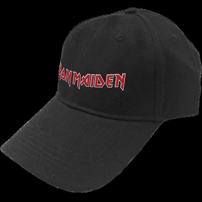 Logo Baseball Cap - Iron Maiden [Global USA]