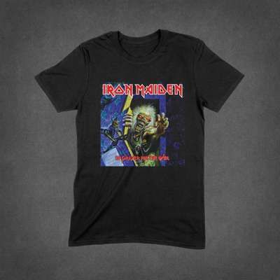 Clothing Iron Maiden