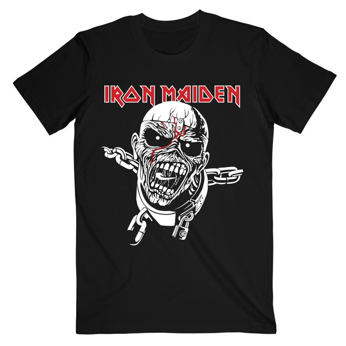 Piece of Mind Graphic Tee - Iron Maiden [Global USA]