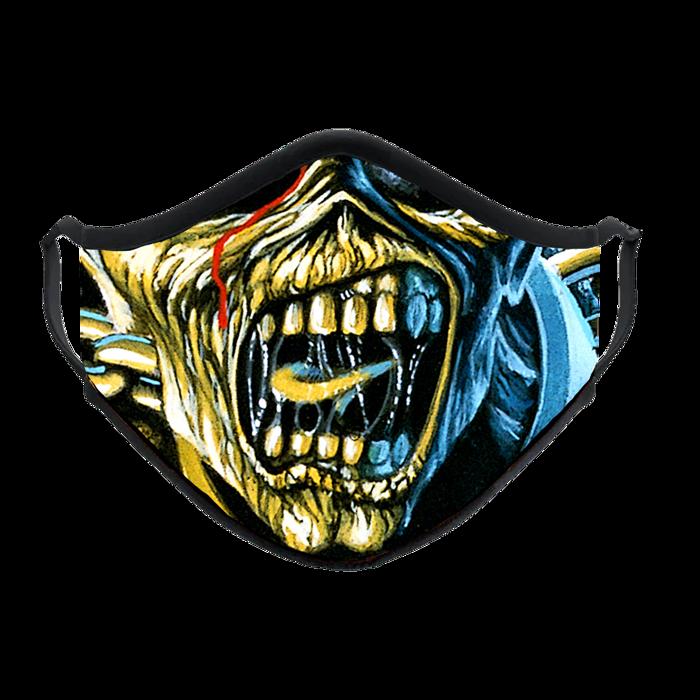 Piece of Mind Mask - Iron Maiden [Global USA]