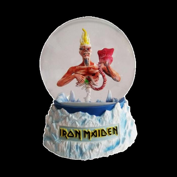 Seventh Son Snow Globe - Iron Maiden [Global USA]