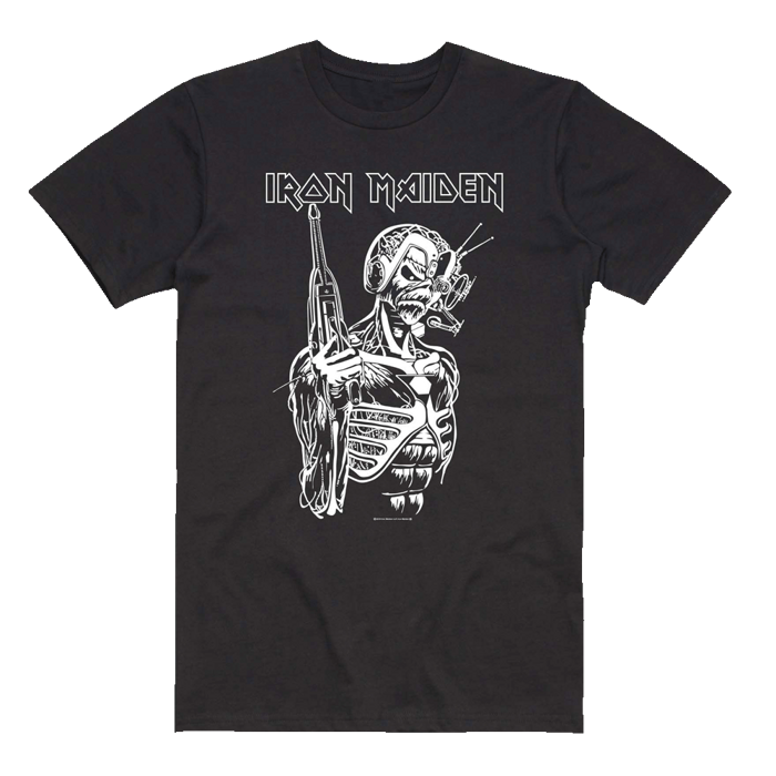 Somewhere in Time Graphic Tee - Iron Maiden [Global USA]
