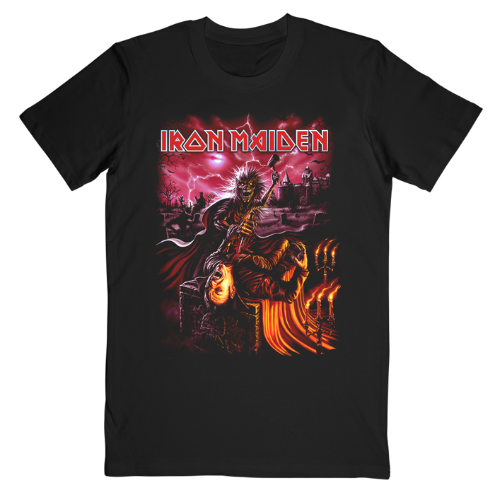 Transylvania Tee - Iron Maiden [Global USA]