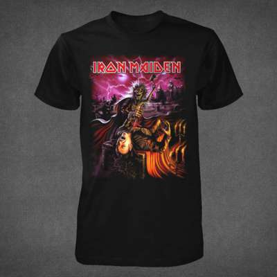 c733b690143 Clothing - Iron Maiden