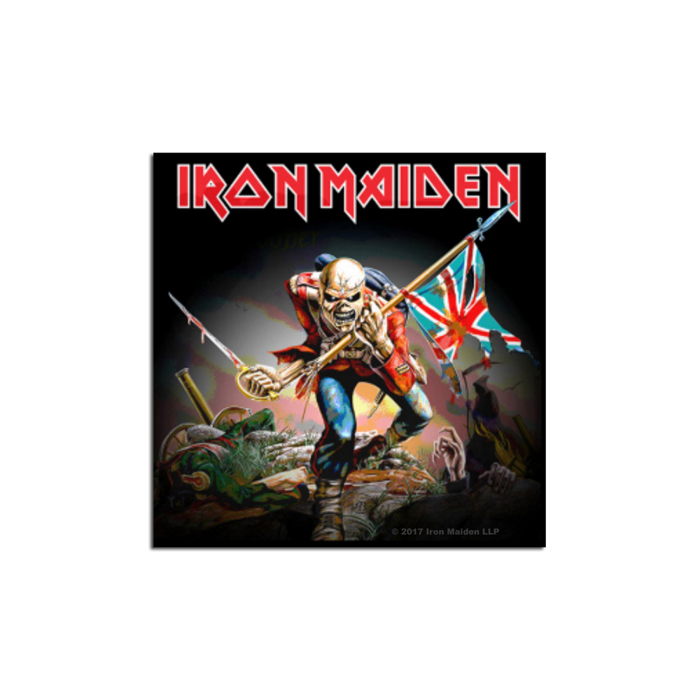 Trooper Classic Patch - Iron Maiden [Global USA]