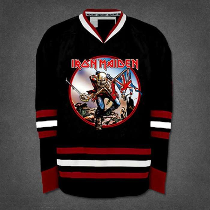 Trooper Hockey Jersey - Iron Maiden [Global USA]