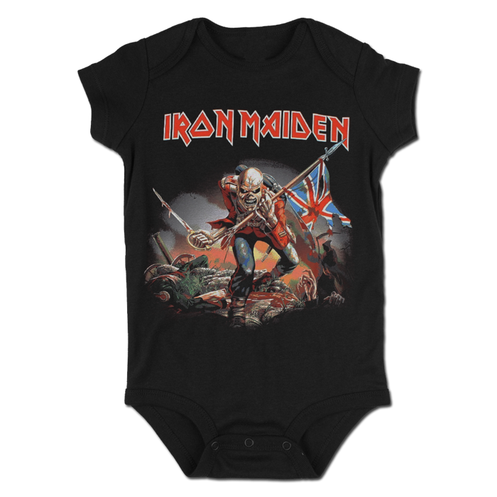 Trooper Onesie - Iron Maiden [Global USA]