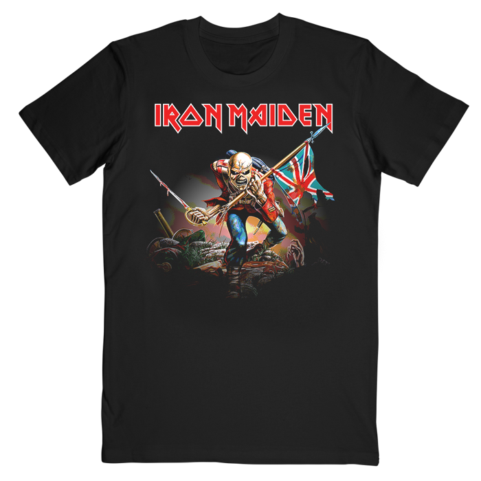 Trooper T-Shirt - Iron Maiden [Global USA]