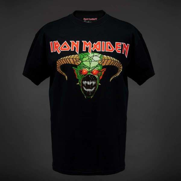 6bbe44405ead Legacy of the Beast T-shirt - Iron Maiden
