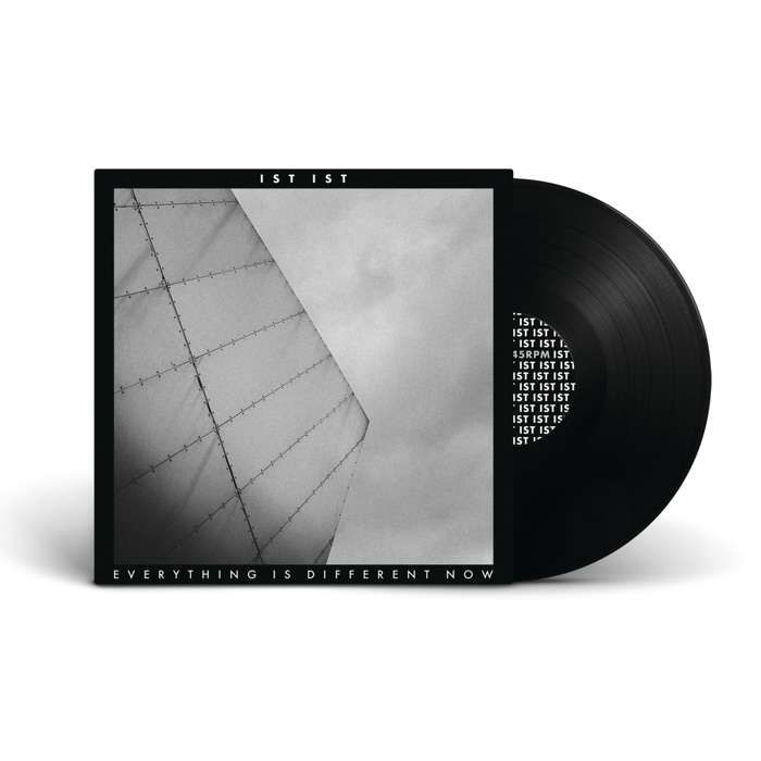"'EVERYTHING IS DIFFERENT NOW' EP - 12"" VINYL - IST IST"
