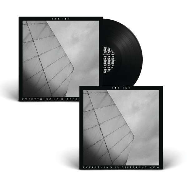 'Everything Is Different Now' EP - Black Vinyl & CD Bundle - IST IST