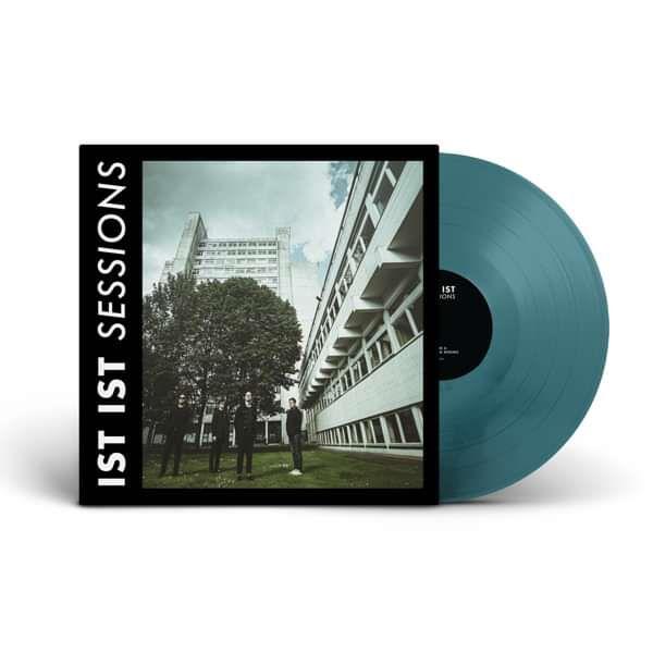 """'Sessions' - 12"""" Vinyl - Aquamarine - IST IST"""