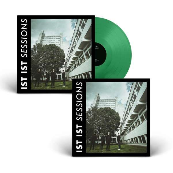'Sessions' - Green Vinyl & CD Bundle - IST IST