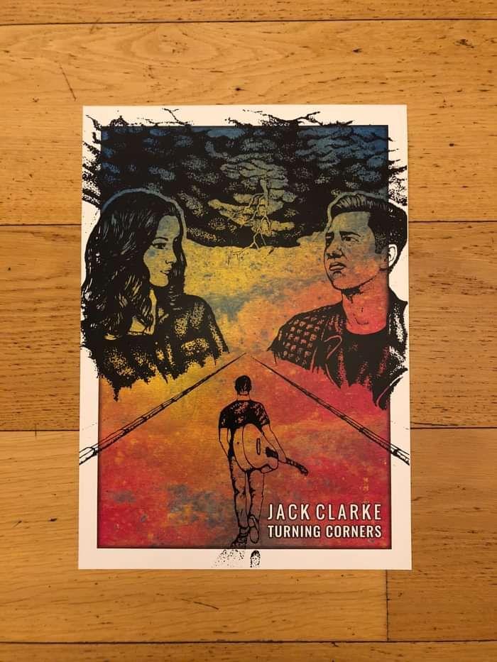 Turning Corners - Poster - Jack Clarke