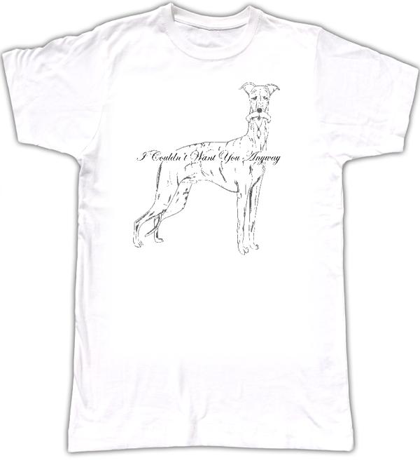 'I Couldn't Want You Anyway' T Shirt - Jack Garratt