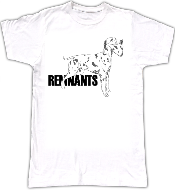 'Remnants' T Shirt - Jack Garratt