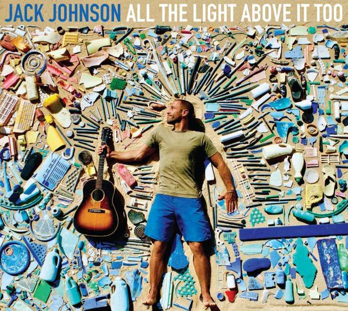 All The Light Above it Too - CD - Jack Johnson UK