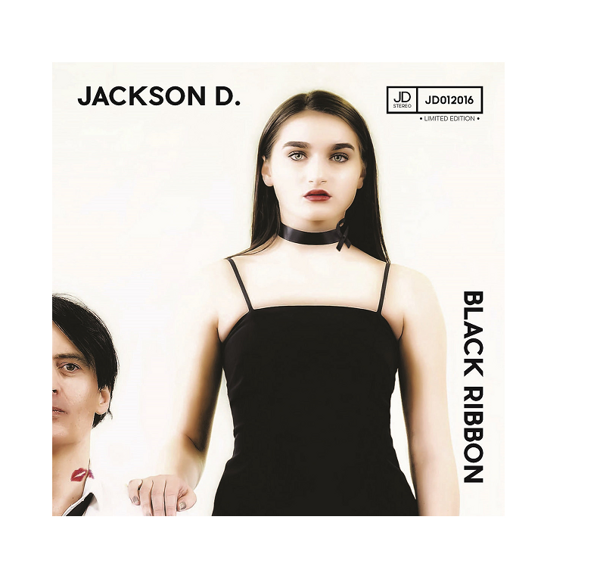 BLACK RIBBON Single (Vinyl 45rpm) - Jackson D