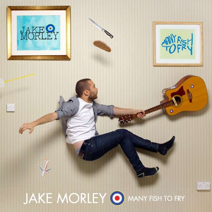 Many Fish To Fry CD - Jake Morley