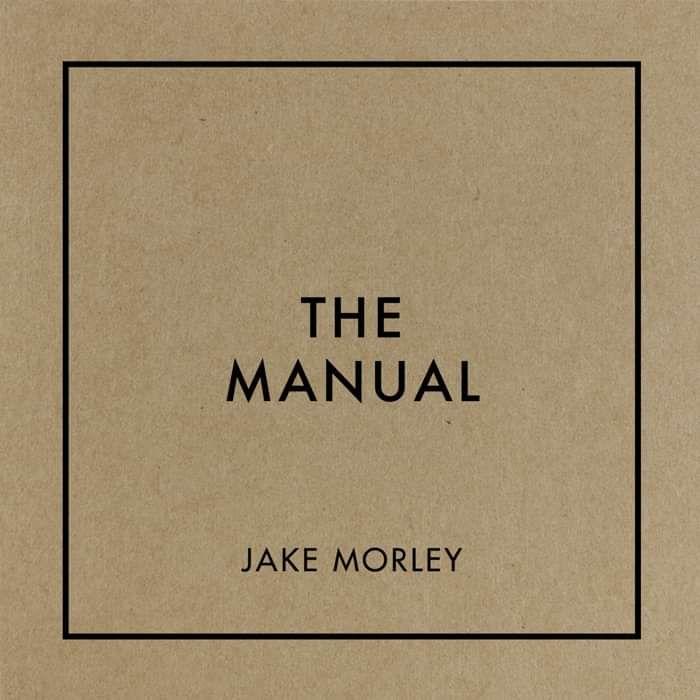The Manual - Signed CD - Jake Morley