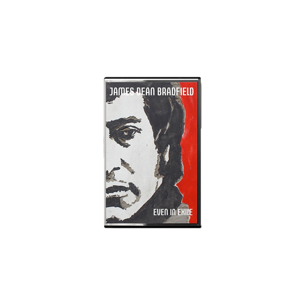 Even in Exile Cassette - James Dean Bradfield