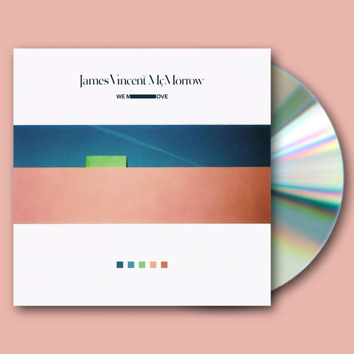 We Move (CD) - James Vincent McMorrow