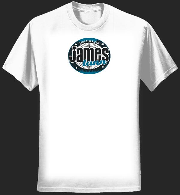 Logo T - James Lann