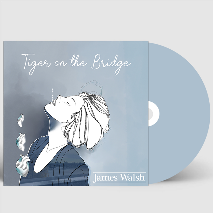 Tiger on the Bridge (Signed CD) - James Walsh
