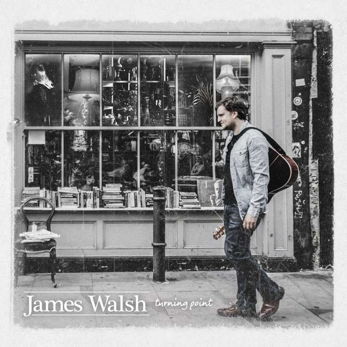 Turning Point (CD) - James Walsh