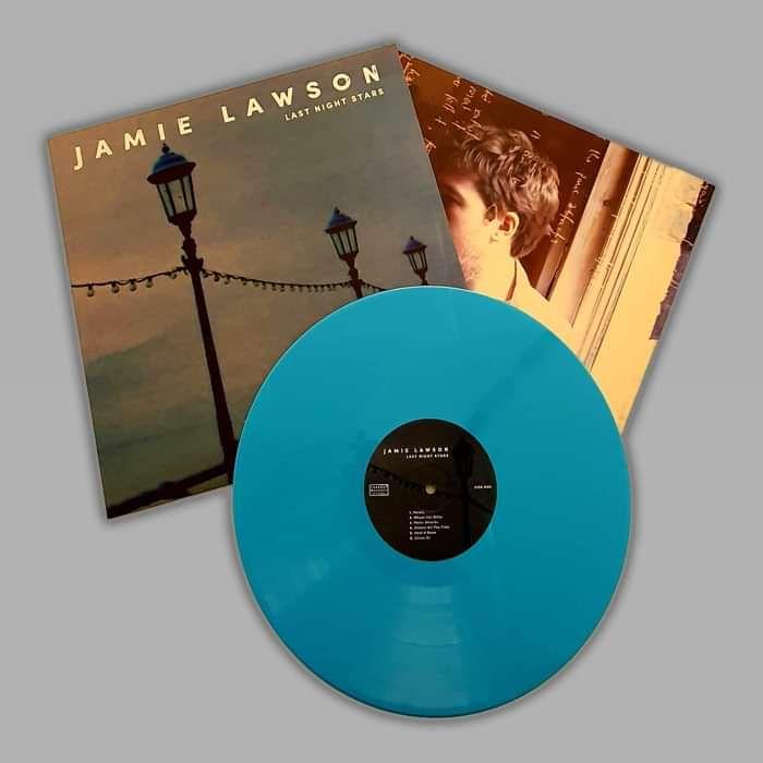 Last Night Stars (LP) - Jamie Lawson