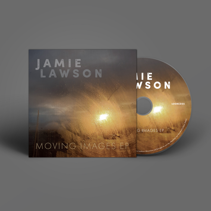 Moving Images - EP (Limited Signed CD) - Jamie Lawson