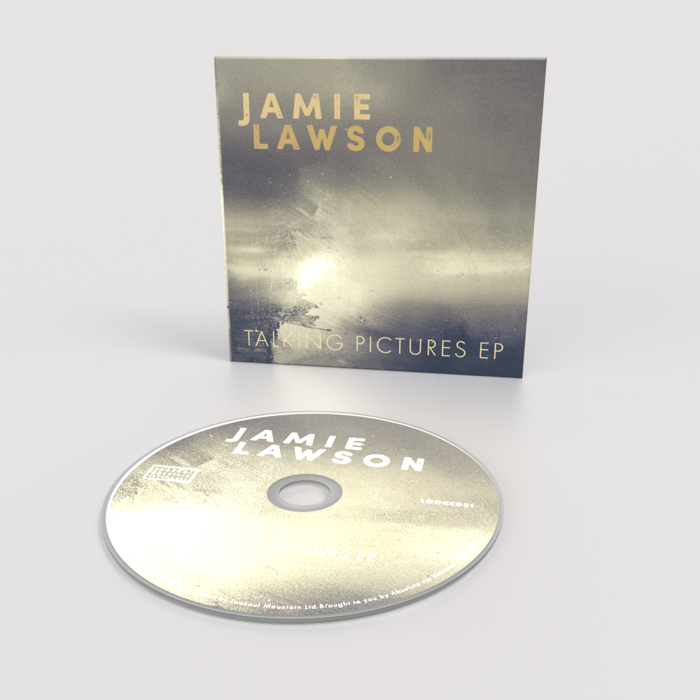 Talking Pictures - EP (Limited Signed CD) - Jamie Lawson