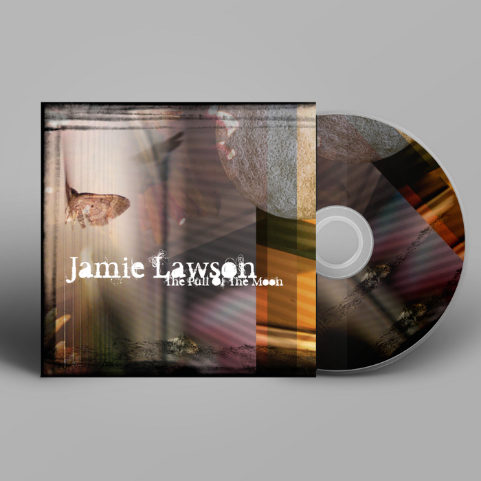The Pull of the Moon (CD) - Jamie Lawson
