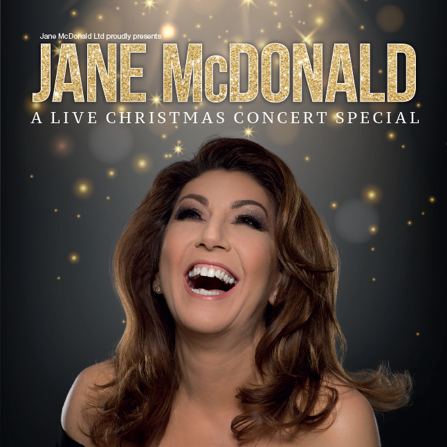 A Live Christmas Concert Special (DVD) - Jane McDonald