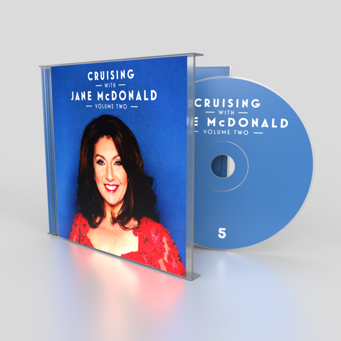 Cruising with Jane McDonald, Vol. 2 (Signed CD) - Jane McDonald