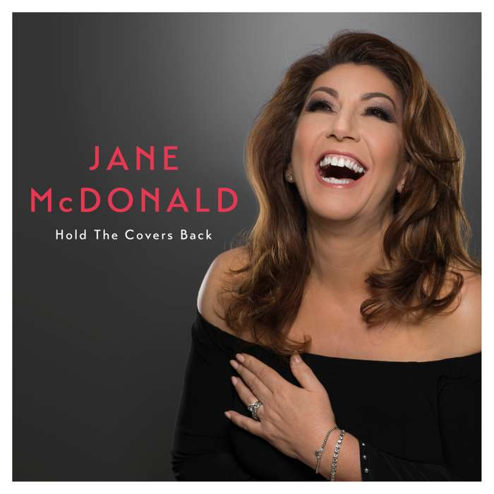 Hold The Covers Back (CD) - Jane McDonald