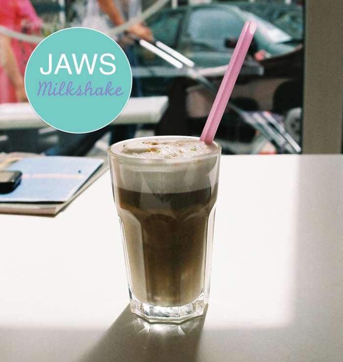 Milkshake EP - JAWS