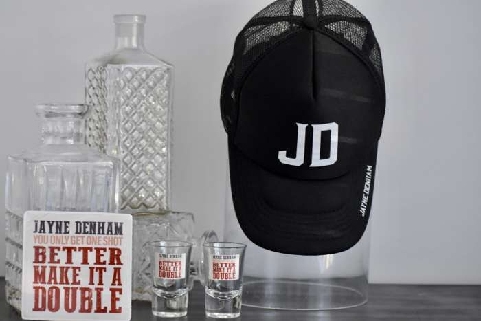'BETTER MAKE IT A DOUBLE' Bundle 1 - Jayne Denham