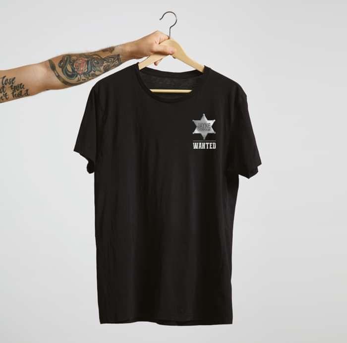 WANTED - T Shirts - Jayne Denham