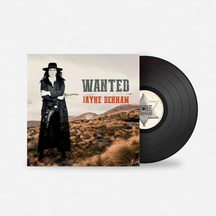 WANTED Vinyl - Jayne Denham