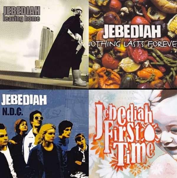 CD Single -  5 CD Singles for $5 - Jebediah