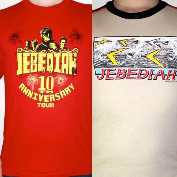 Jebediah T-Shirt Bundle - Jebediah
